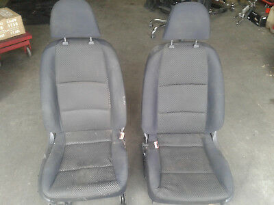 2011 Fg Ford Falcon Ute Front Driver And Passenger Seats