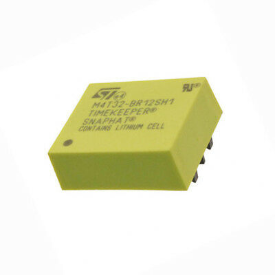 3 pcs M4T32-BR12SH1 TIMEKEEPER SNAPHAT battery with crystal and Real-time clock