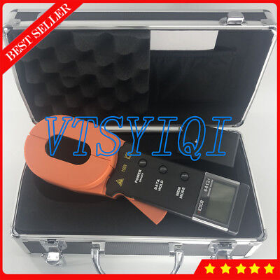 Digital Clamp-on Grounding Earth Resistance Meter with Lightning Rod Testing