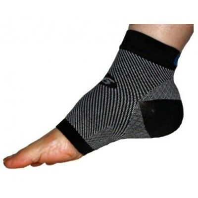 FS6 Compression Foot Sleeve / Compression Socks PAIR Black