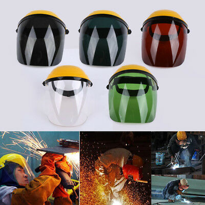 Safety Grinding Face Shield Screen Mask Visors Eye Face Protection Guard Durable
