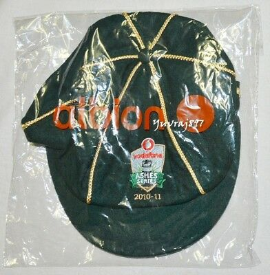 NEW - Australia Cricket Cap Baggy Green Cap Authentic Albion Brand