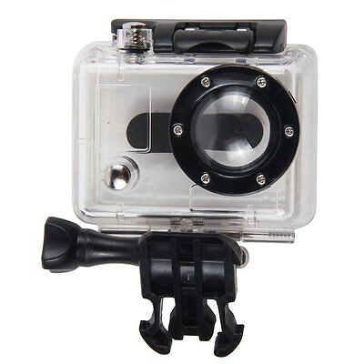Replacement Waterproof HD Housing Case Cover for GoPro HD HERO HERO 2 Camera UK