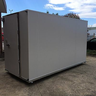 4m x 1.8m  mobile cool room Coolroom Portable coolroom trailer walk in