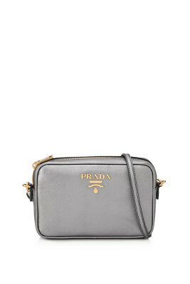 3481cfd82dfffe PRADA SAFFIANO LUX Shoulder Bag (Pink; Saffiano Leather) - $990.00 ...