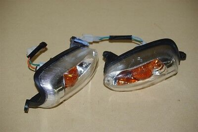 Used Left Hand And Right Hand Front Indicators for a SYM Shark Scooter
