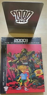 2000 Ad The Ultimate Collection - Abc Warriors Book! (Issue 13) New And Sealed