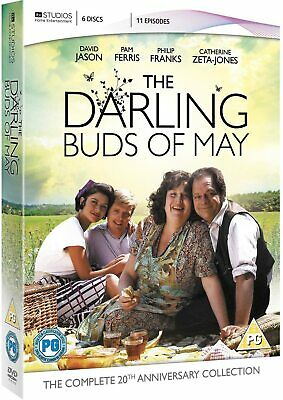 DARLING BUDS OF MAY COMPLETE COLLECTION DVD David Jason Stephanie UK Rel New R2