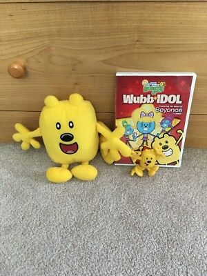 WOW! WOW! WUBBZY! Wubb Idol DVD, Wubbzy Plush & Figurine Set