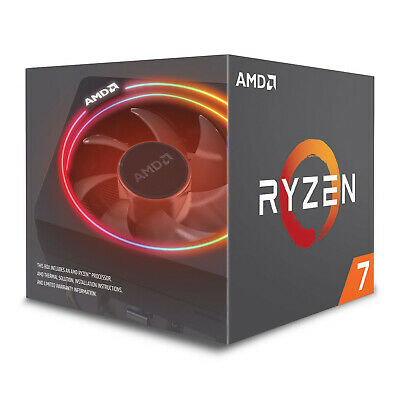 AMD Ryzen 7 2700X 3.7 GHz Eight-Core AM4 Processor YD270XBGAFBOX