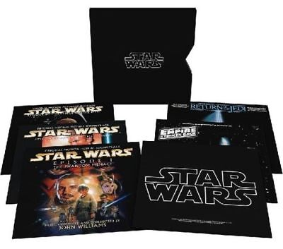 Star Wars - The Ultimate Vinyl Collection - Vinyl 11 LP Boxset NEW/SEALED