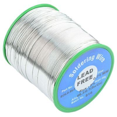 0.8mm Lead Free Solder Wire 22SWG 500g