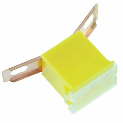 60A Yellow Screw Fit Male PAL Fuse Japanese Car