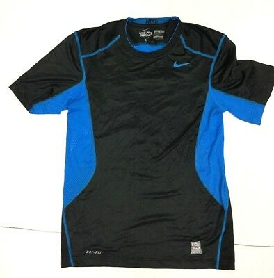 ed28a083ff67a NIKE MENS DRI Fit Pro Combat Hypercool Fitted Training Shirt 449841 ...