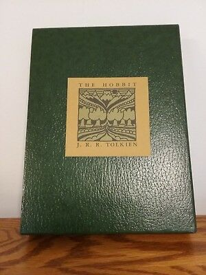 The Hobbit: Or There and Back Again by J R R Tolkien
