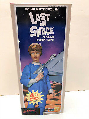 "Lost in Space rare Maureen Robinson 12"" action figure by Sci-Fi Metropolis"