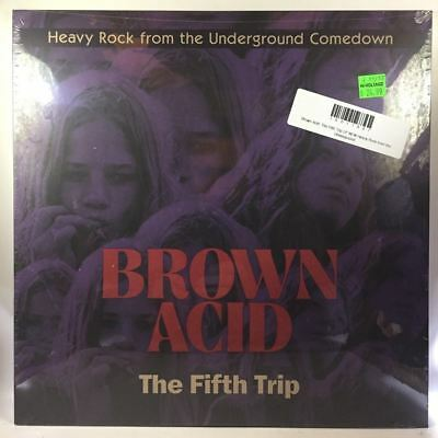 BROWN ACID: THE Fourth Trip - Heavy Rock From The