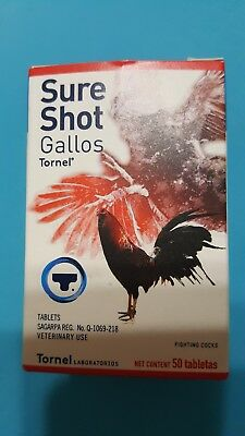 Sure Shot Gallos - 50 tabs of Tornel