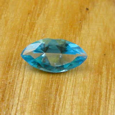 Marquise 10x5mm Cut Swiss Blue Topaz Loose Natural Gemstone, 1.34 carats