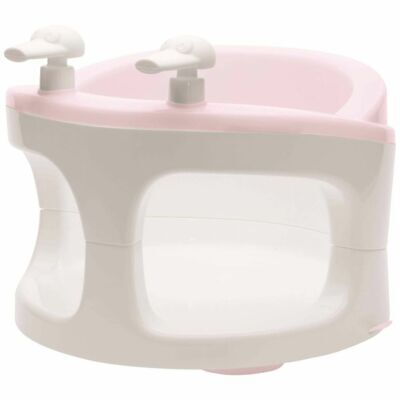 Bébé-Jou Bath Ring Pink Baby Activity Tub Bathing Support Seat Chair 4175054