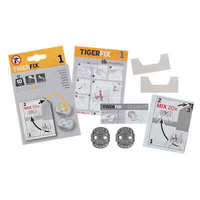 Tiger Mounting Material TigerFix Type 1 Metal Home Gluing Accessory 398730046
