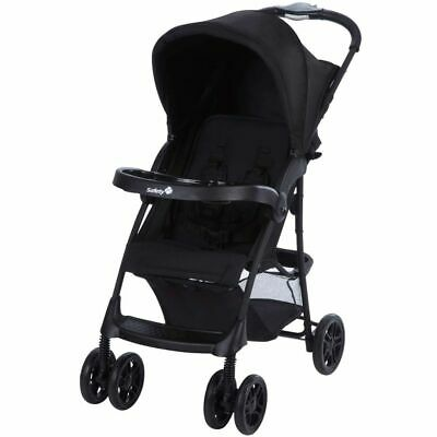 Safety 1st Standalone Buggy Taly Black Pushchair Stroller Baby Cart 1231764000