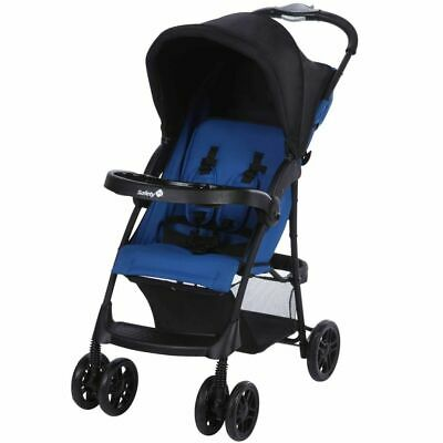 Safety 1st Standalone Buggy Taly Blue Pushchair Stroller Baby Cart 1231520000