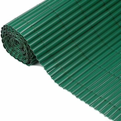 Nature Garden Fence Single Sided Green 1x3 m Outdoor Barrier Divider 6050330