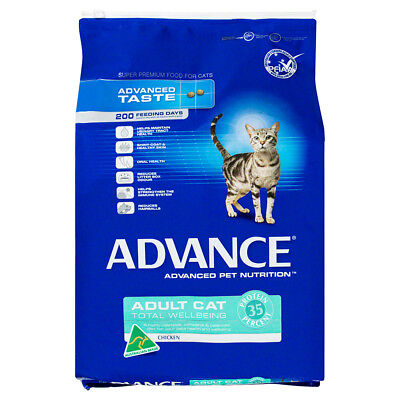 Advance Adult Cat Total Wellbeing Dry Cat Food