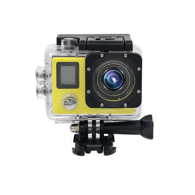 4K Wifi HD 1080P Sport Action Camera Cam DVR DV Motorcycle Camcorder Waterproof