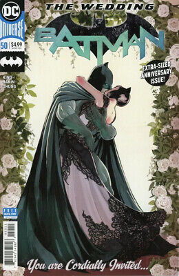 BATMAN #50 (2018) The Wedding Janin Cover A 1st Print NM
