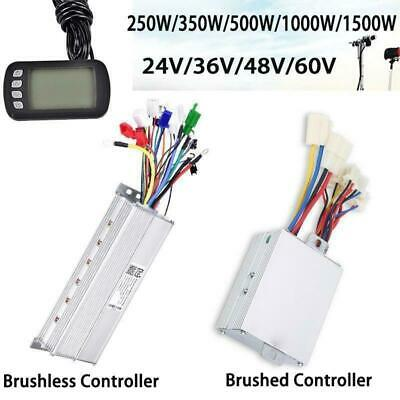 24-60V 1500W Brushed Brushless Motor Controller for E-bike Electric Bike Scooter