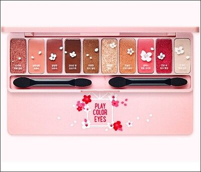 [Etude House] Play color Eyes Cherry Blossom /Korea Best