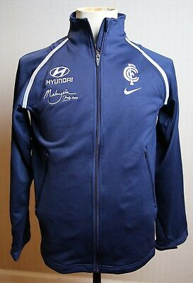 Official CARLTON BLUES AFL Footy Jacket Size S