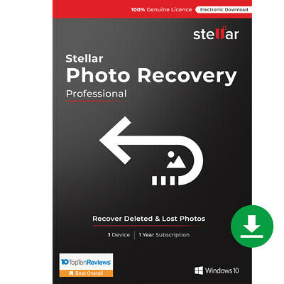 Stellar Photo Recovery Software Windows Pro Recover Deleted Photos Download