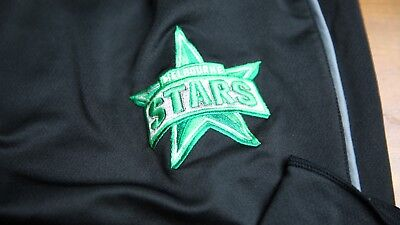 Official MELBOURNE STARS WBBL T20 Cricket Pants Size 10