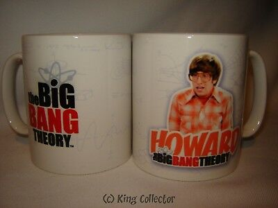 Mug / Tasse - The Big Bang Theory - Howard - Pyramid International