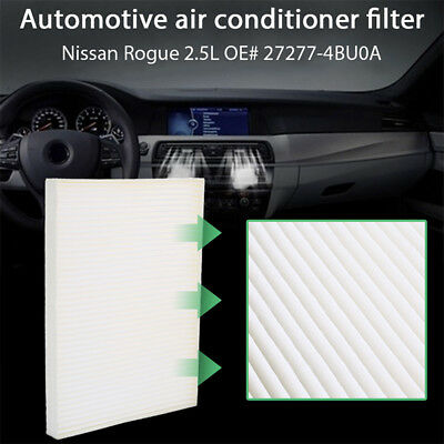 Fit for Nissan Rogue 2.5L 2014-2017 Cabin Air Filter OE # 27277-4BU0A 272774BU0A