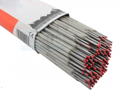 2.5mm X 300mm General Purpose MILD STEEL E6013 Arc AWS Welding Electrodes Rods