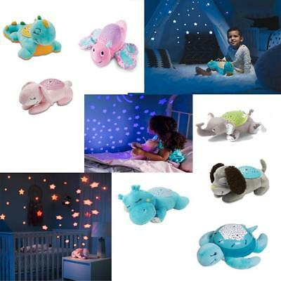 Summer Infant Slumber Buddies -  Bunny, Hippo, Elephant, Dino, Puppy, Turtle