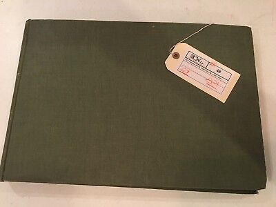 Cloth Bound Lace Sample book 16th-19th centuries. 163 pieces of very rare lace