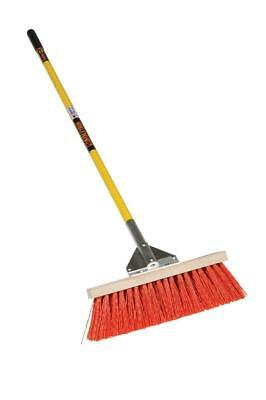 "Structron® S600 Power™ 18"" Head Street Broom 82718"