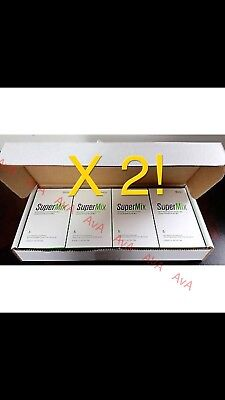ZIJA SUPERMIX ***2 CASES*** (64 servings) EXP:12/2019 - FREE 2-3 DAY SHIPPING!