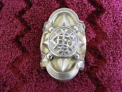 WALKING STICK BADGE GRAND LODGE OF ENGLAND MASONIC FRATERNITY FREE UK p&p