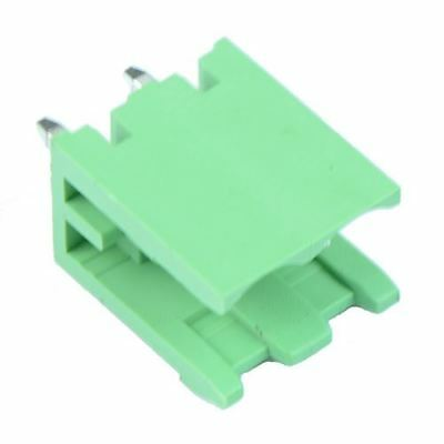 5 x 2-Way Plug-In PCB Vertical Open Ends Header 5.08mm