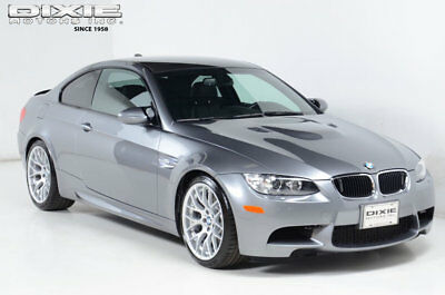 BMW M3  Competition Package, Cold Weather and Package Low Miles DCT $76,142 MSRP !!!!