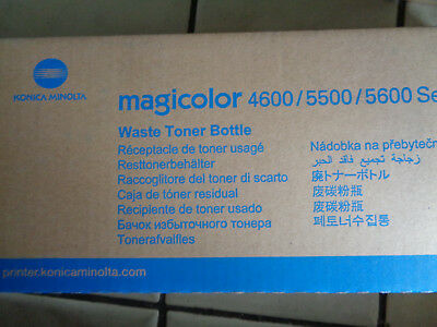 Genuine Konica  Minolta Waste Toner Magicolor 4600 5500 5600 A06Xoyo One Pack