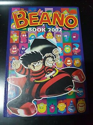 The Beano Book 2002 Annual | GOOD Condition | FREE Next Day Shipping