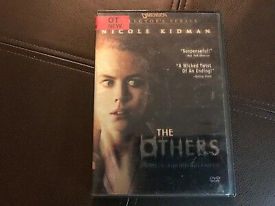 The Others (DVD, 2002, 2-Disc Set)