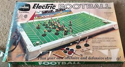 Vintage electric football game — img 14